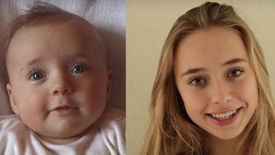 Photo of Bir Baba Kızını 14 Yıl Boyunca Fotoğrafladı ve Ortaya Bu Güzel Video Çıktı