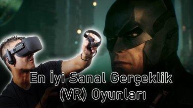 Photo of 🎮 En İyi Sanal Gerçeklik (VR) Oyunları