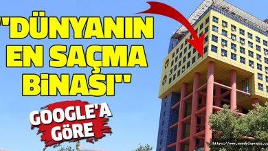 Photo of Google'a Göre Dünyanın En Saçma Binası