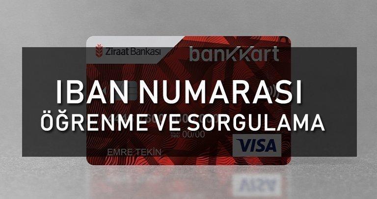 Banka hesabınızın IBAN numarasını bilmeyenler yada unutanlar için IBAN Numarası Sorgulama ve öğrenme yöntemleri