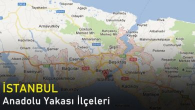 Photo of İstanbul Anadolu Yakası İlçeleri