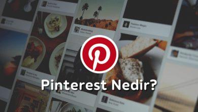 Photo of Yeni Başlayanlar için Pinterest Rehberi