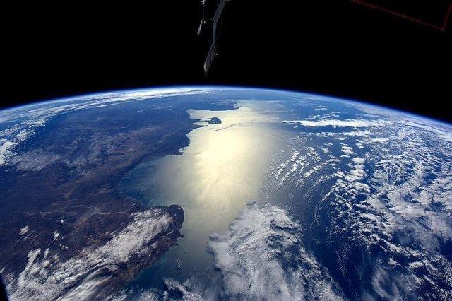 Dünyayı uzaydan canlı olarak izleyin!